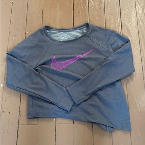 Nike Asymmetrical Long Sleeve